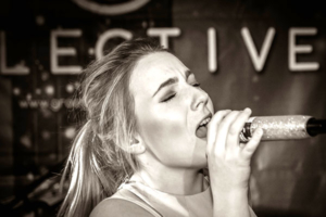 Groove Collective Cork Band Shauna lead singer