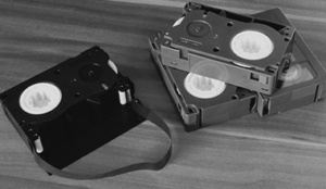 Video tape to digital conversion service