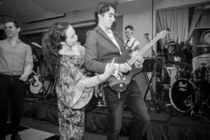 wedding band Cork guitar solo