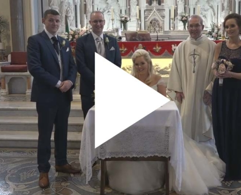 Wedding Video Aoife Padraic John Berry Wedding Video